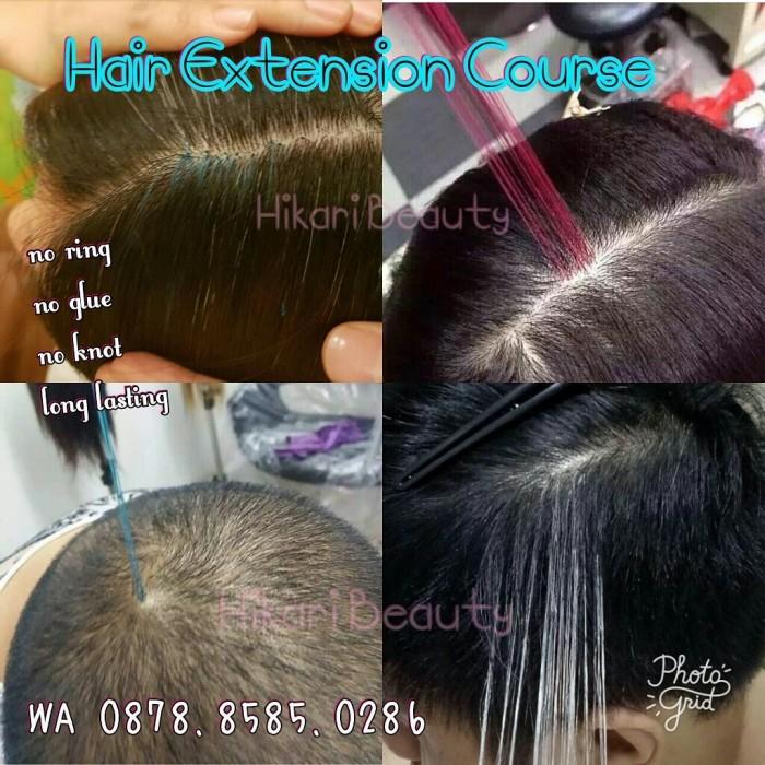 hair extensions kursus