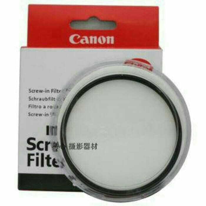 harga Uv filter canon 49mm - mirroless eos m3/eos m10 & lensa canon f1.8 stm Tokopedia.com