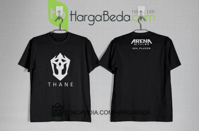 Kaos Aov Hero Thane Arena Of Valor