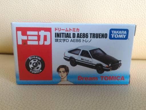 harga Tomica initial d ae86 trueno Tokopedia.com