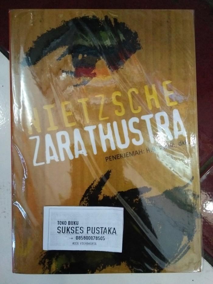harga Buku nietzsche - zarathustra Tokopedia.com