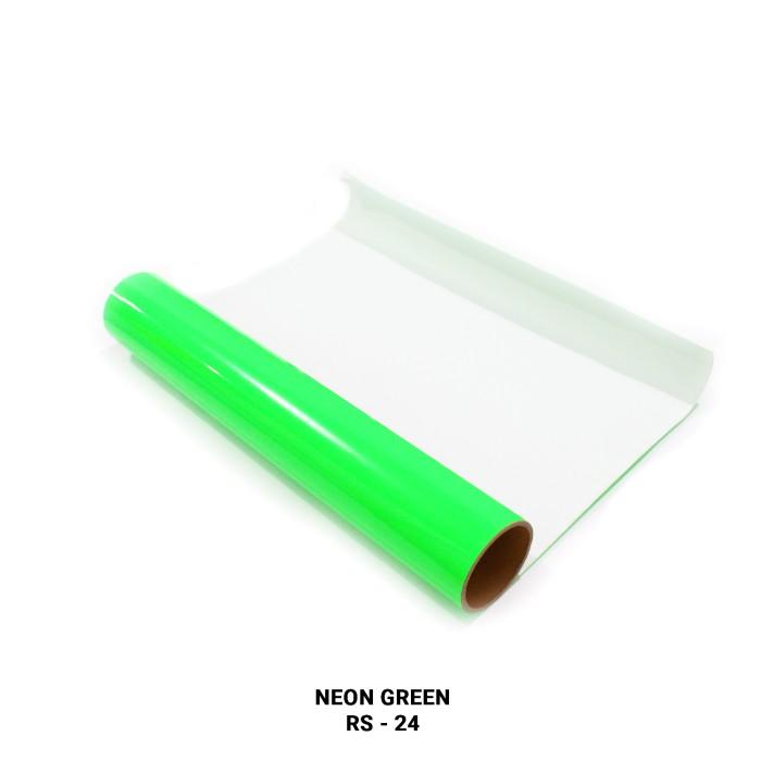 Polyflex pu stretch neon green