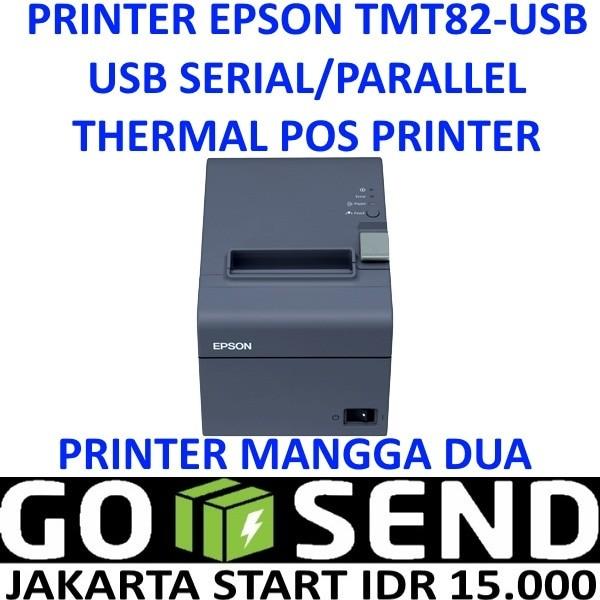 harga Epson tmt82 thermal tm-t82 printer pos epson tmt 82 Tokopedia.com