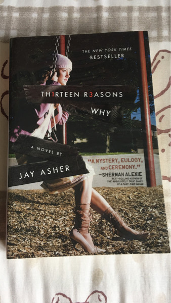 the issue of suicide in thirteen reasons why a novel by jay asher As well tackling the tough issue of teen suicide the novel addresses rape, bullying, gossip, peer pressure, underage drinking, and survivor's guilt on the thirteen reasons why website readers can listen to hannah's tapes.