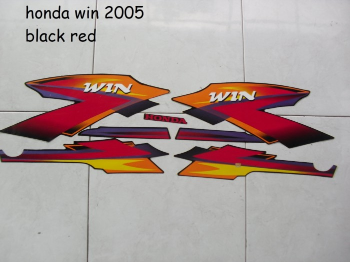 harga Striping motor honda win 2005 Tokopedia.com