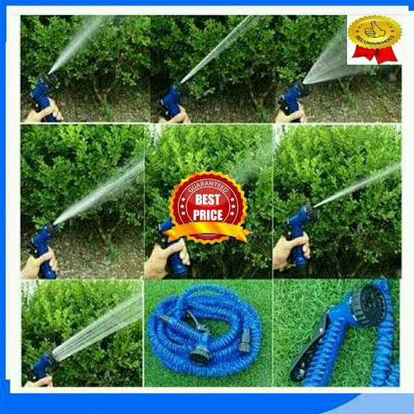 harga Selang air magic hose 7.5m/25ft - selang x magic semprot 7.5 m / 25 ft Tokopedia.com