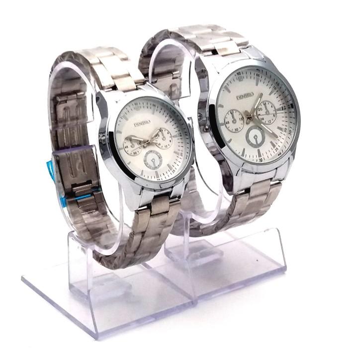 Jam tangan couple diniho crono variasi