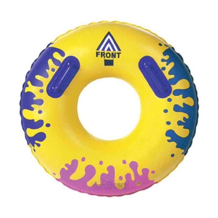 harga Pelampung (tube) zebec single 36  (yellow) #nt36sy brand usa Tokopedia.com