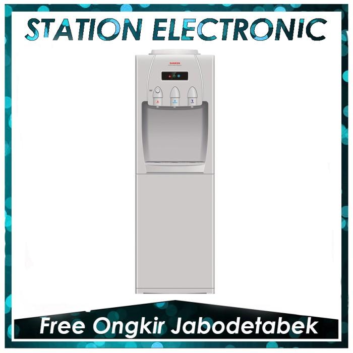 harga Sanken hwd-760 stand dispenser - putih Tokopedia.com