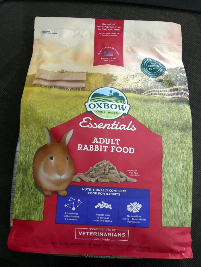 harga Makanan kelinci oxbow essentials adul* rabbit food  4,53 kg  bbt10 Tokopedia.com