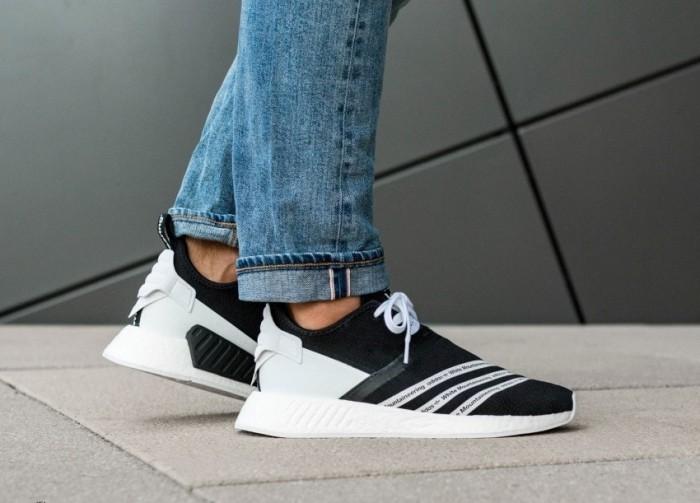 low priced a7d82 08c15 Jual Sepatu ADIDAS X WHITE MOUNTAINEERING NMD R2 PK (Core black) - Kota  Tangerang Selatan - toko branded ori   Tokopedia