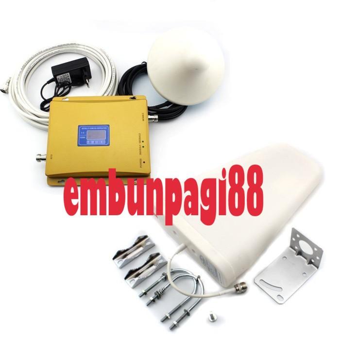 harga Penguat sinyal gsm 3g penguat sinyal hp repeater gsm 3g penguat hp Tokopedia.com