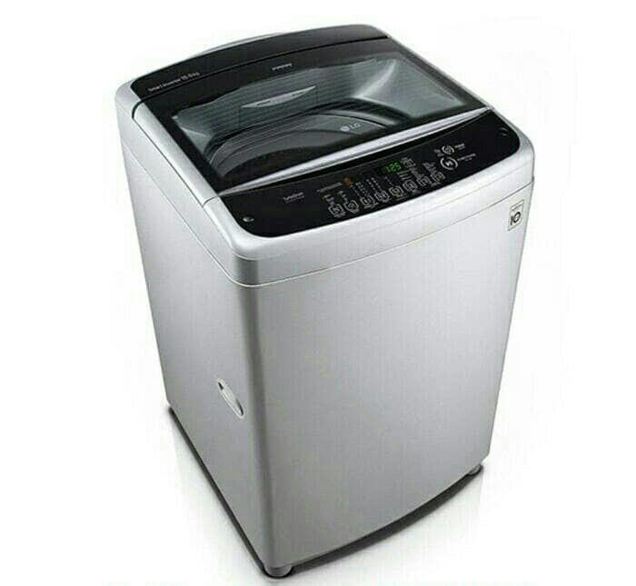 harga Mesin cuci auto top loading lg 8kg smart inverter t2108vs2m Tokopedia.com