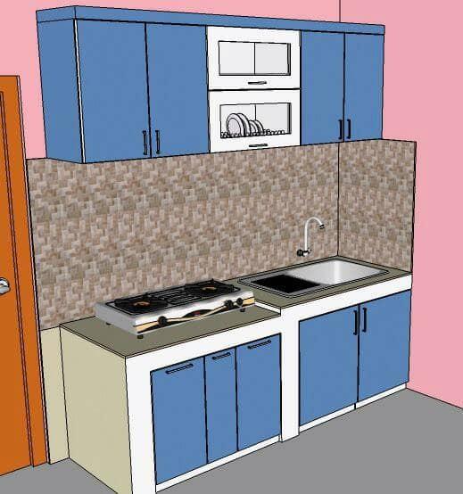 jual kitchen set minimalis terjangkau multiplex hpl dki jakarta rh tokopedia com kitchen set minimalis bandung kitchen set minimalis bandung