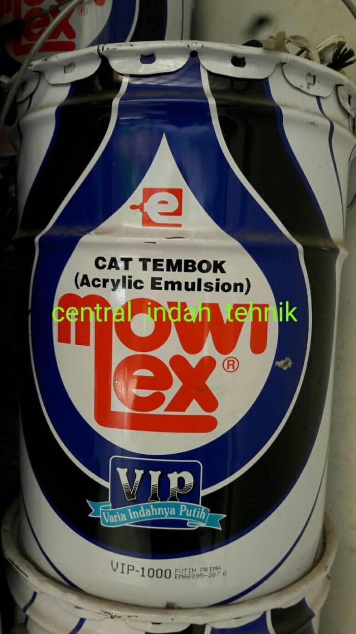 harga Cat tembok mowilex e 1000 e1000 acrylic emulsion Tokopedia.com