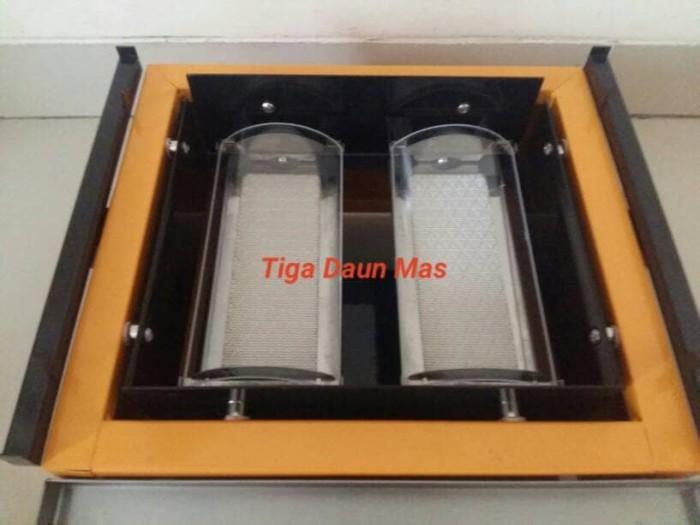 Kaca panggangan / roaster getra fomac eton 2/4/6 tungku