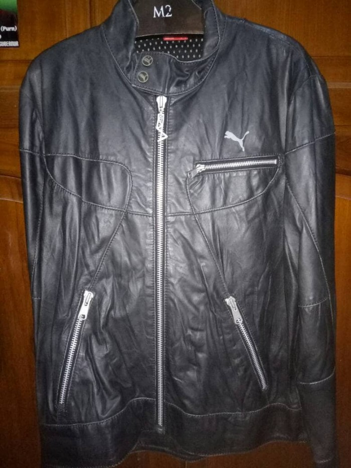 Jual puma ducati jaket kulit original - berwyn motoshop  70450686ce