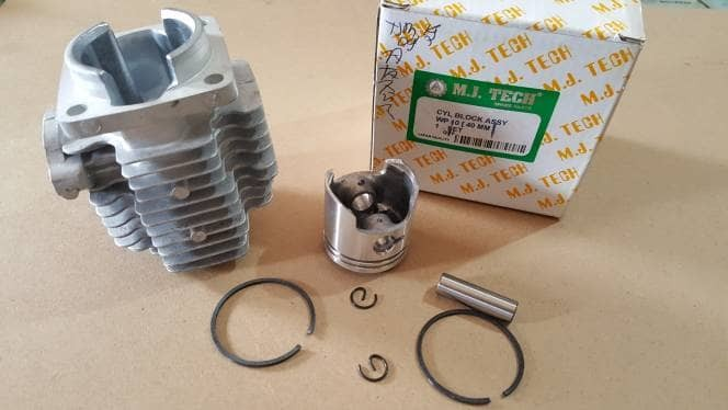 harga Block blok mesin set piston mini gp motor trail pocket atv 40 Tokopedia.com