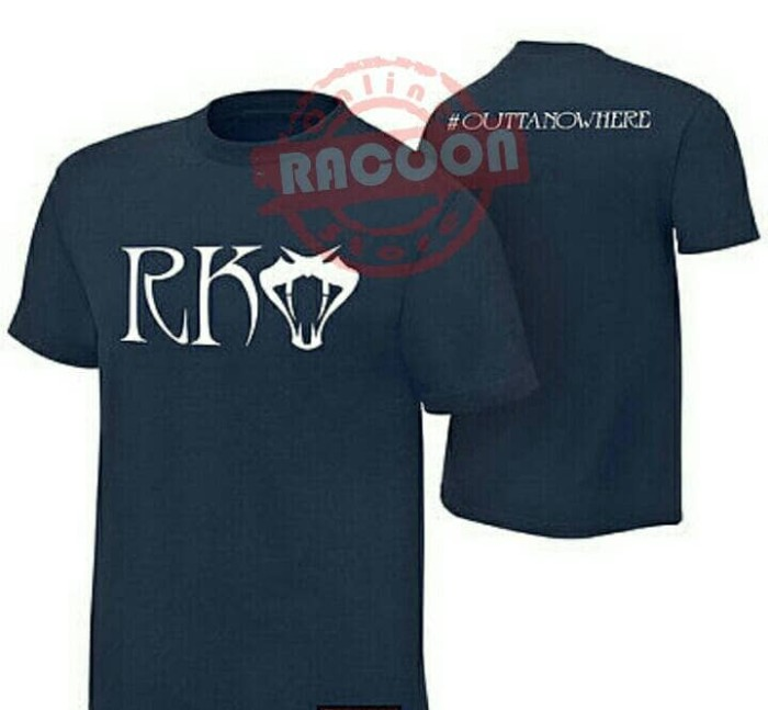 harga Kaos/tshirt/baju smackdown wwf randy orton rko Tokopedia.com