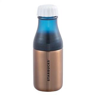 Starbucks Tumbler - Taiwan - SS Copper Stainless Sunny Bottle