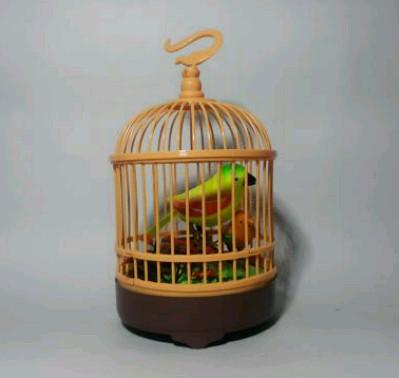 harga Mainan anak burung sangkar/burung berkicau - heartful bird Tokopedia.com