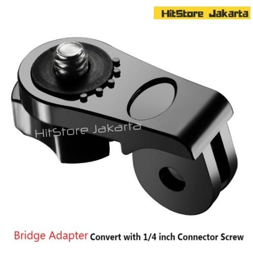 Foto Produk Bridge Adapter Converter Mount for GoPro Xiaomi YI BPro SJCAM Sony dari HitStore_Jakarta