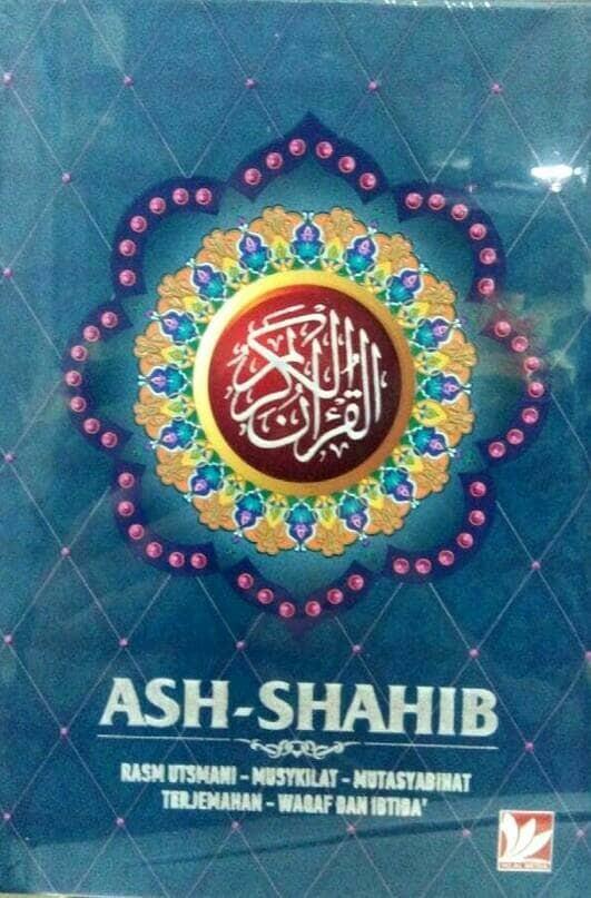 harga Mushaf al quran ash-shahib a5 (ukuran sedang) Tokopedia.com