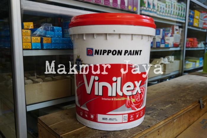 harga Vinilex 25kg pail putih cream cat tembok interior eksterior 300 300s Tokopedia.com
