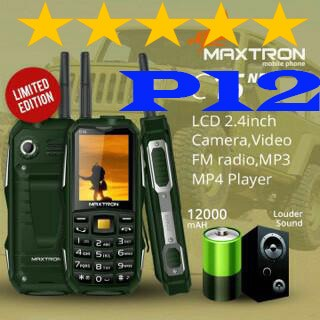 harga Maxtron c15 c-15 hp outdoor rival prince pc9000 brandcde b81 plus Tokopedia.com