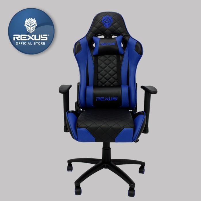 Promo Rexus Gaming Chair Kursi RGC 101 - Biru - Jakarta ...