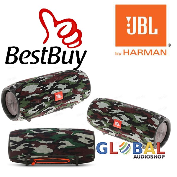 harga Jbl xtreme / extreme special edition army bluetooth speaker - squad Tokopedia.com