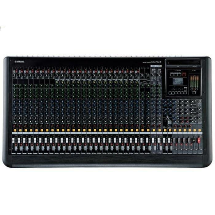 harga Mixer yamaha mgp 32x ( 32 chanel ) (original) Tokopedia.com