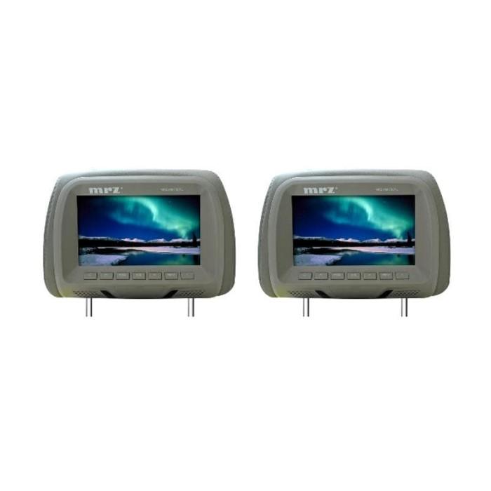 harga Mrz-hm738pl 7  headrest monitor -  mocca Tokopedia.com