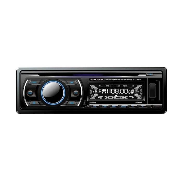 harga Ultra drive ud-904 single din dvd player Tokopedia.com
