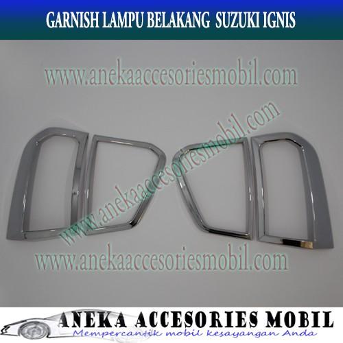 harga Garnish lampu belakang / rear / tail lamp / light garnish mobil suzuki Tokopedia.com