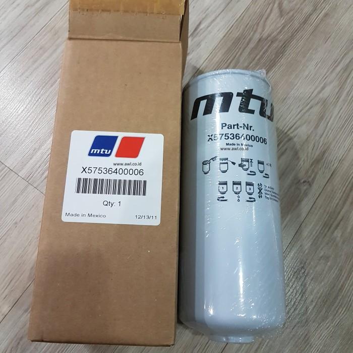 Jual MTU Pre Fuel Filter X57536400006 (GENUINE) - DKI Jakarta - Anugrah  Wijaya Lestari | Tokopedia