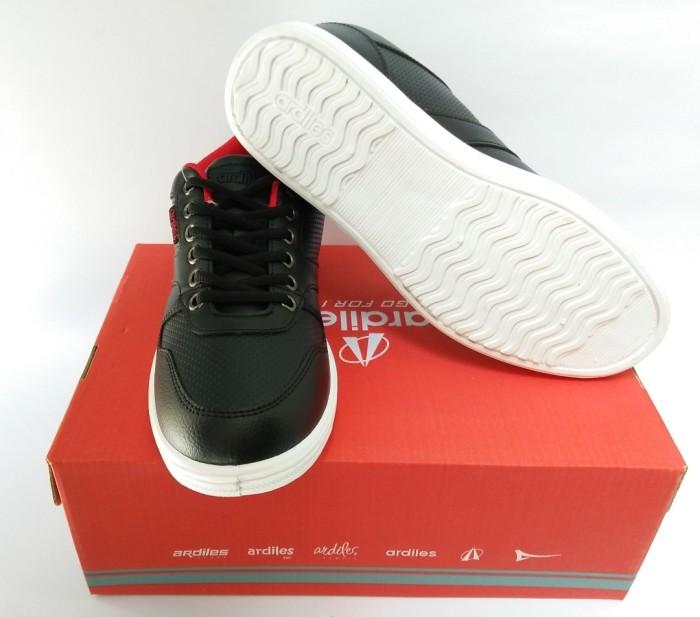 Jual Sepatu Sekolah Hitam Tali Original Ardiles 3b3fd5d402