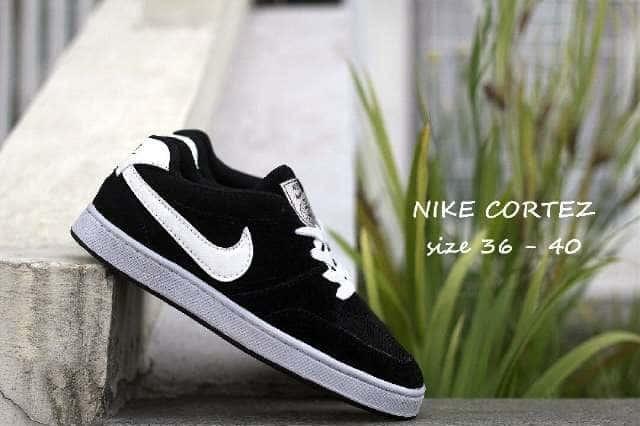 Harga Sepatu Casual Nike Cortez Anak Original Premium 5 Warna 36 40 Import Tokopedia
