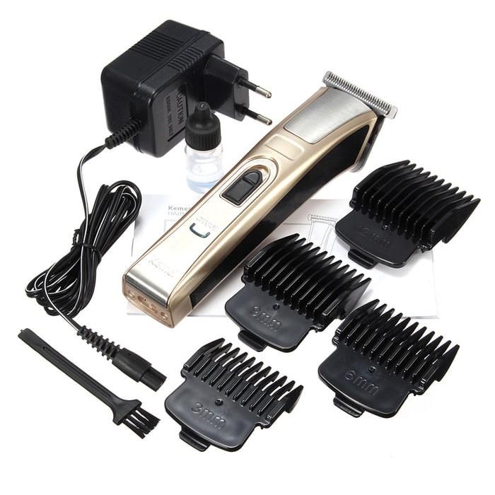 harga Termurah kemei alat cukur rambut dan baby km 5017 model charge Tokopedia.com