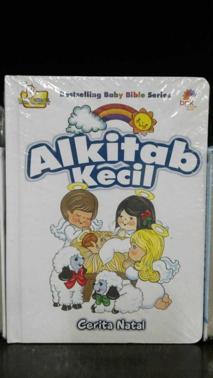 Jual Buku Alkitab Kecil Cerita Natal Jakarta Timur Tb Buku Lengkap