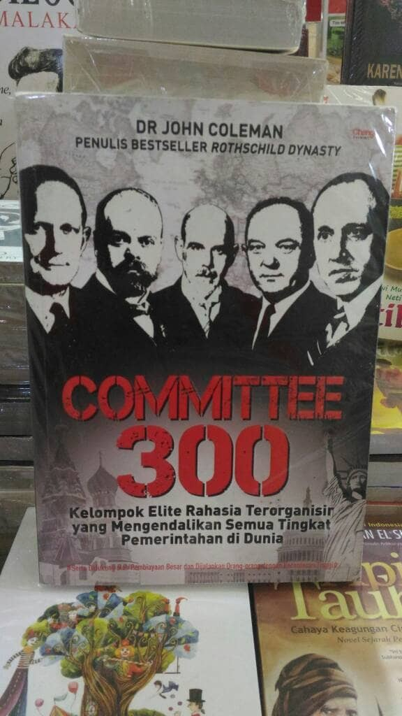 Committee 300 Book