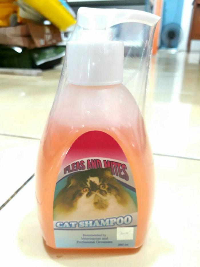 Raid all flea and mites shampoo 250ml - sampo anti kutu kucing