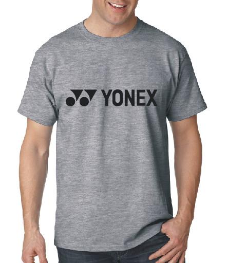 harga Baju kaos badminton / bulutangkis yonex un-b09 (grey misty) Tokopedia.com