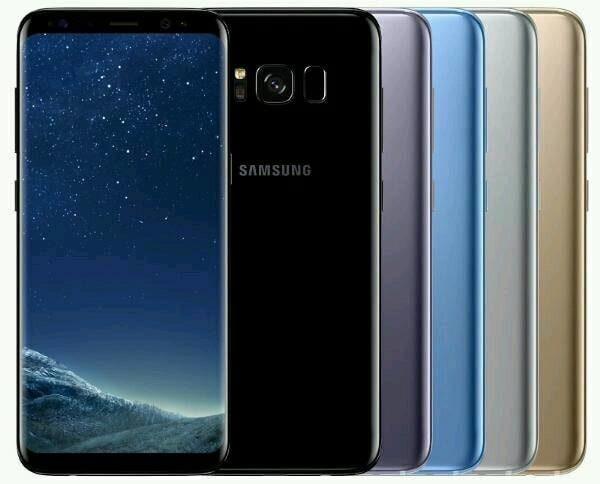 harga Samsung galaxy s8 plus 64gb new garansi 1 tahun Tokopedia.com