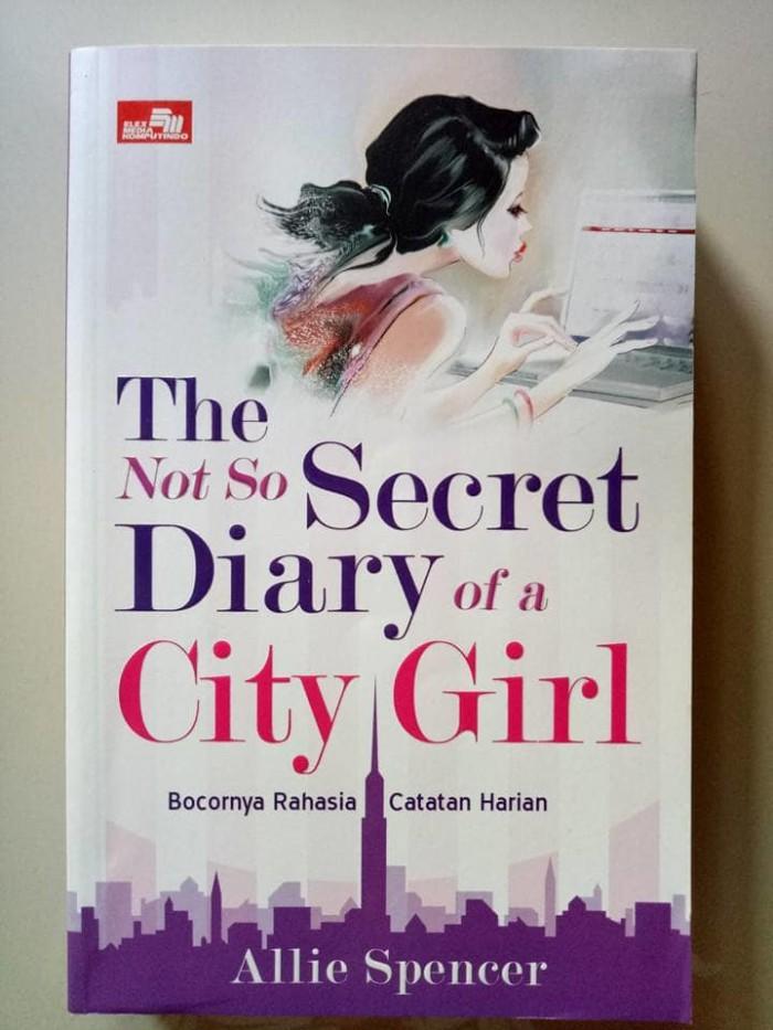 the not so secret diary of a city girl spencer allie