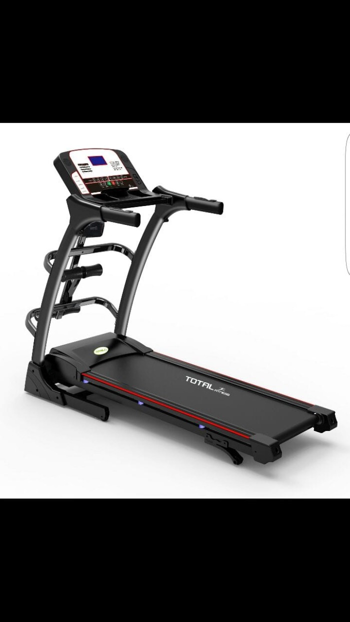Beli Peralatan Fitness Di Tokopediacom Melalui Ninjaxpress Spinning Bike Tl8555 Treadmill Tl630 Xx