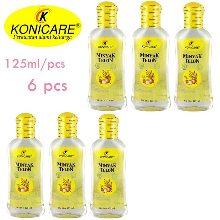 Konicare Minyak Telon 125 ml - 6 Pcs