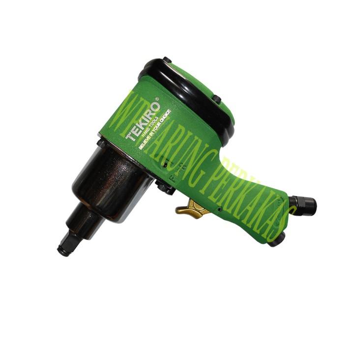 """Tekiro Air Impact Wrench 1/2 """" / Alat Pembuka Dan Pengencang Baud"""