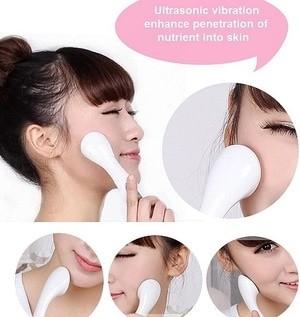 harga Setrika wajah ion - ion facial massager skincare Tokopedia.com