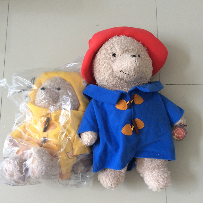 harga Boneka paddington teddy bear kuning Tokopedia.com